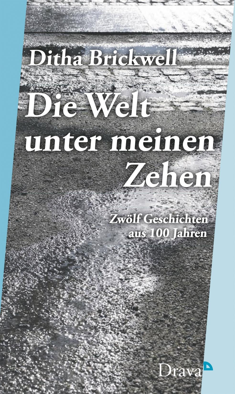 Buchcover Die Welt unter meinen Zehen